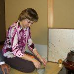Япония. Обучение мастерству чайной церемонии