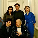 После классного вечера С.Л.Доренского