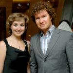 Елена Тарасова и Кирилл Родин