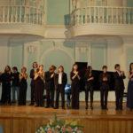 Рахманиновский зал консерватории. Классный вечер профессора С.Л. Доренского