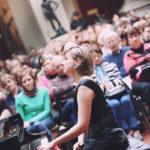 Елена Тарасова (фортепиано) Фотограф: Юлия Лунина