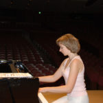 Япония. NHK Concert Hall. Репетиция Елены Тарасовой