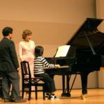 Japan. Master-classes. Elena Tarasova (piano)