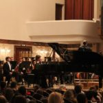Tatarstan National Symphony Orchestra, Mikhail Mosenkov and Elena Tarasova (piano)