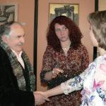 Tonino Guerra, Edita Isaakian, Elena Tarasova