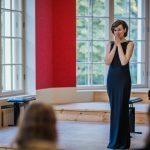 Елена Тарасова (фортепиано) Фотограф: Ольга Акимова