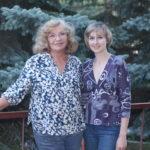 Olga Ostroumova et Eléna Tarasova
