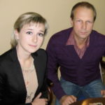 Dmitry Petrov and Elena Tarasova